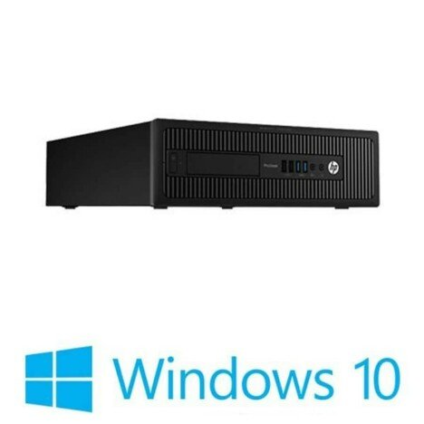 PC Refurbished HP Prodesk 600 G1 SFF, i5-4570, Win 10 Home